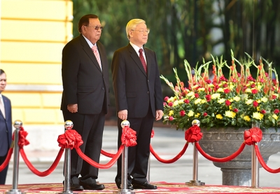 Reinforcing Vietnam-Laos special relations, close bonds, trust and comprehensive cooperation