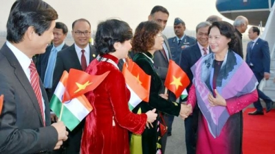 Boosting trusted and warm Vietnam-India relations