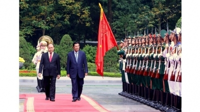 Promoting Vietnam, Cambodia's traditional friendship and comprehensive cooperation