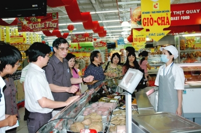 Ensuring food safety during Lunar New Year and spring festival season