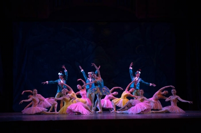 "January 16-22: Concert and Ballet ""The Voices of Spring"""