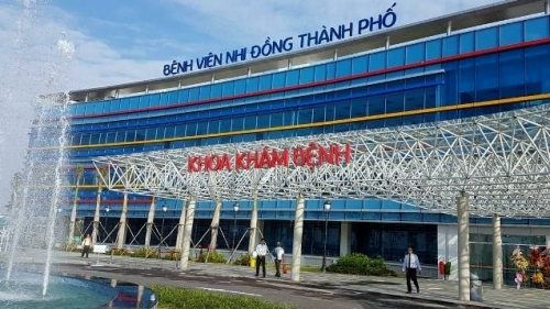 Vietnam's most modern children's hospital goes into operation