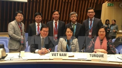 Vietnam attends 140th session of WHO Executive Board