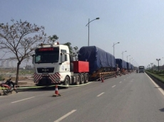 First train for Cat Linh-Ha Dong railway handed over