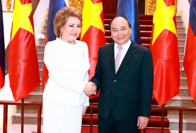 Government leader hopes for more exchanges between Vietnamese, Russian parliaments