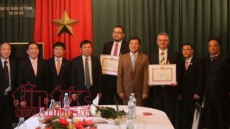 Czech promoters of Vietnamese culture honoured