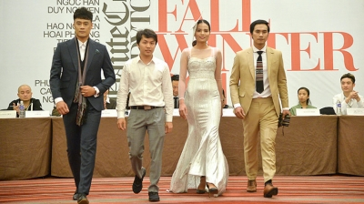 Vietnam Fashion Week Fall – Winter 2017 to open in Hanoi