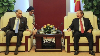 Vietnam, India seek to bolster IT, personnel training partnership