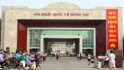 Quang Ninh: Cross-border trade flourishes