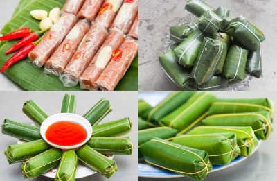 Nem Chua - A unique fresh dish of Vietnam