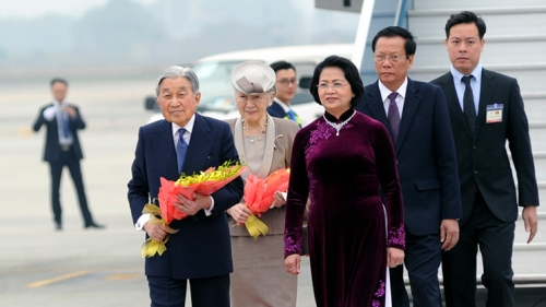 Historic milestone in cooperative and friendly Vietnam-Japan relations
