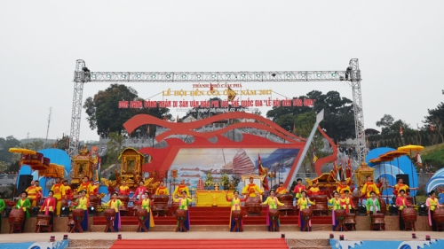 Cua Ong Temple Festival recognised as intangible national cultural heritage