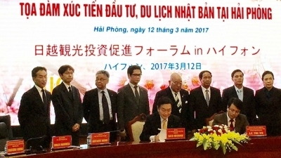 Hai Phong boosts investment, tourism cooperation with Japan