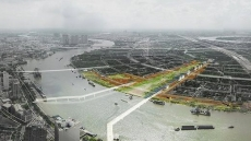 City to have Vietnam's largest square at Thu Thiem Centre