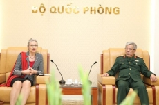 Vietnam, Netherlands boost peacekeeping cooperation