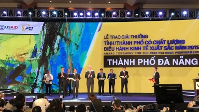 Da Nang tops competitiveness ranking for fourth consecutive year