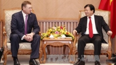 Vietnam, Russia foster oil, gas cooperation