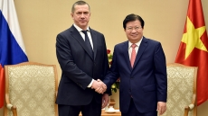 Vietnam, Russia seek to boost economic cooperation