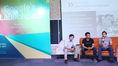 Vietnamese start-ups receive support from Google Launchpad Accelerator