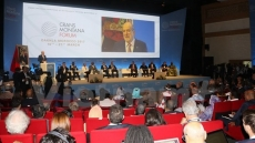International forum on Africa and South-South co-operation opened