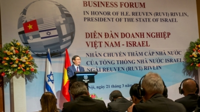 Vietnam calls for further investment from Israeli businesses