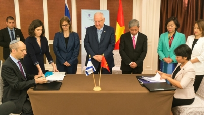 Vietnam, Israel strengthen cooperation in education and training