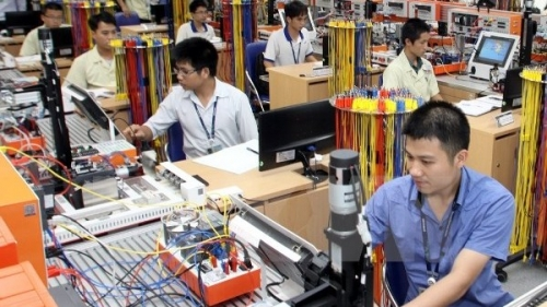Manufacturing and processing industry occupies nearly 85% of FDI in Q1