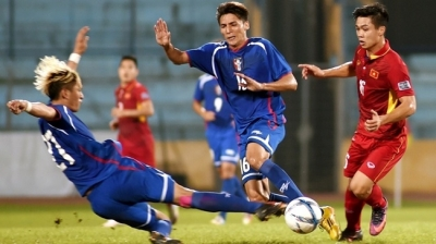 Cong Phuong rescues Vietnam in int'l football friendly