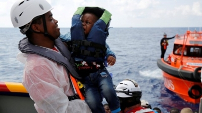 Unceasing migrant influx to Europe
