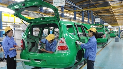 Vietnam's growth slows to 5.1% in first quarter