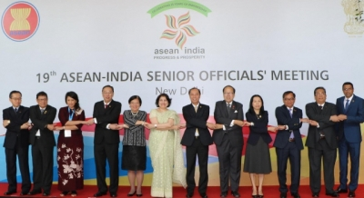 ASEAN, India look for closer cooperation