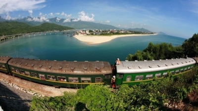 Trans-Vietnam train route named among Asia's most scenic