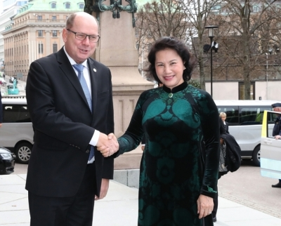 April 3 -9: NA Chairwoman Ngan pays official trip to Europe
