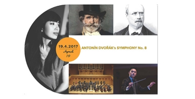 "April 17-23: Concert ""Dvořák's Symphony No. 8"" in HCMC"