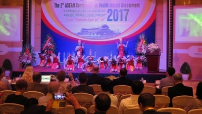 ASEAN conference assesses health impact for sustainability