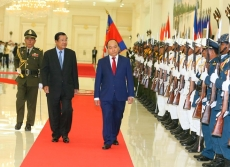 Vietnam, Cambodia reach consensus on cooperation enhancement