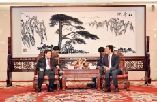 Vietnamese, Chinese Supreme People's Procuracies tighten ties