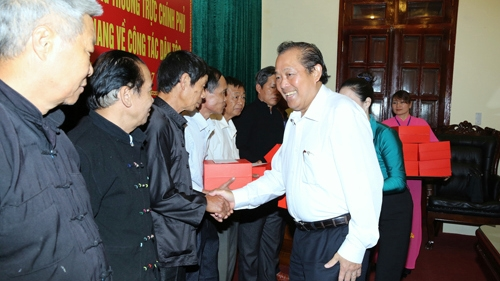 Ha Giang urged to reduce poverty in ethnic minority areas