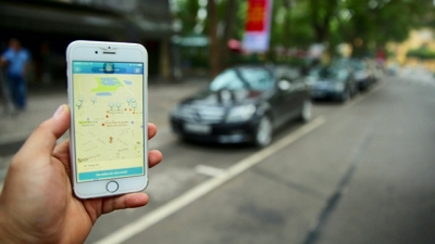 Mobile parking search and payment app piloted in Vietnam for the first time