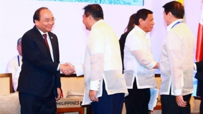 Summit repeats resolve to turn ASEAN into regional cooperation example