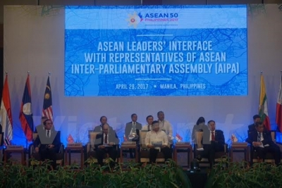 AIPA, ASEAN aim for stronger relations at all levels