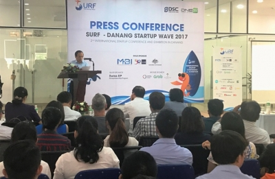 Da Nang hosts international start-up conference and exhibition
