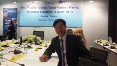 Vietnamese scientist elected to Global Young Academy
