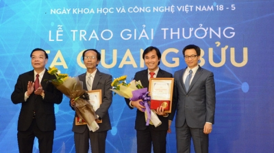 Ta Quang Buu Awards honour outstanding scientists