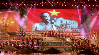 Activities celebrate 127th birth anniversary of late President Ho Chi Minh