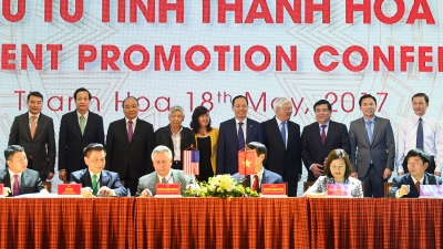 Thanh Hoa attracts US$6 billion in 32 investment projects