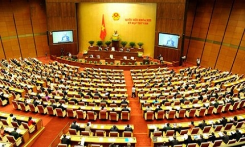 May 22- 28: Third plenary session of the 14th National Assembly opens