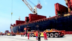 Hoa Sen Group ships 12,000 tonnes of finished corrugated iron to Europe