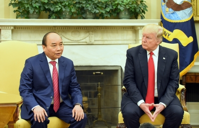 May 29 – June 4: Prime Minister Nguyen Xuan Phuc pays official US visit