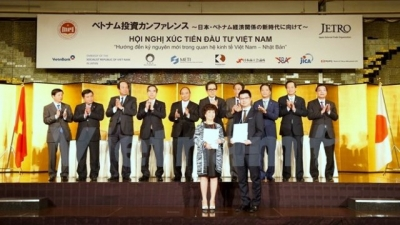 Vietnam, Japan step up cooperation in health care